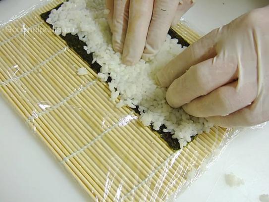 Sushi Preparation Gourmetpedia